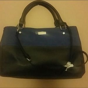 Handbags - Black / Blue New York and Co Bag